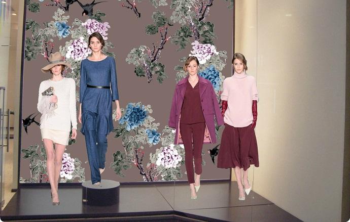 Женская одежда bgn каталог